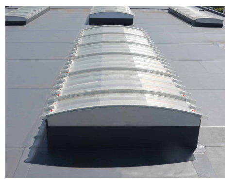 Barrel Rooflights
