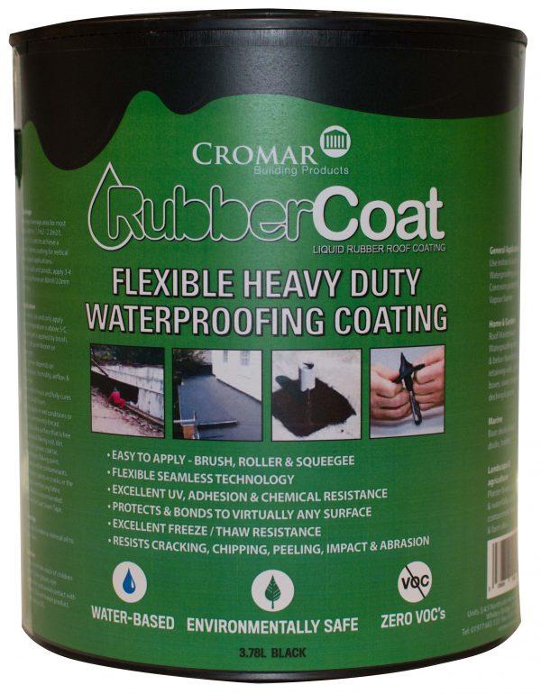 rubber coat cuttout